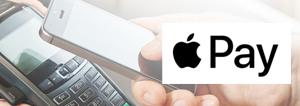 Kreditkarten für Apple Pay