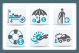 Kreditkarten mit Versicherungen