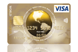 ICS Visa Gold Card